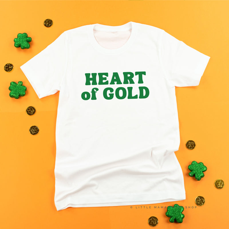 HEART OF GOLD - Adult Unisex Tee