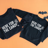 Here For The Candy - Set of 2 Sweaters