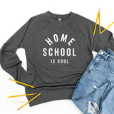 Home School is Cool - Lightweight Pullover Sweater