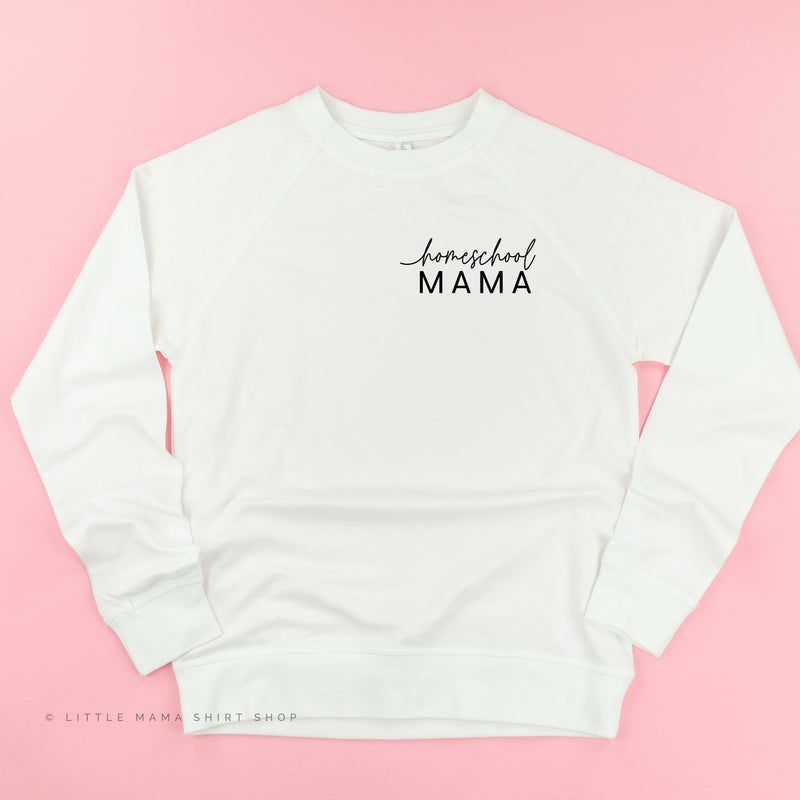Homeschool Mama - Lightweight Pullover Sweater