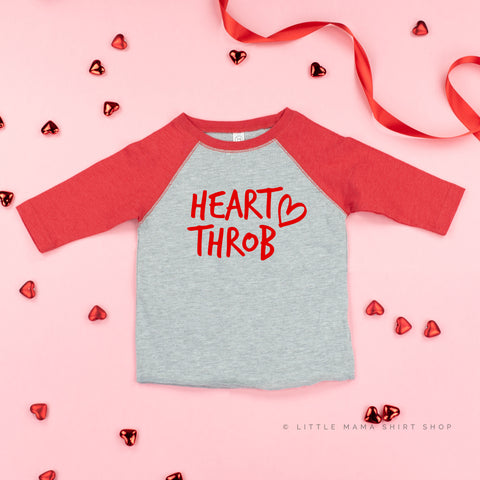 Heart Throb - Child Raglan