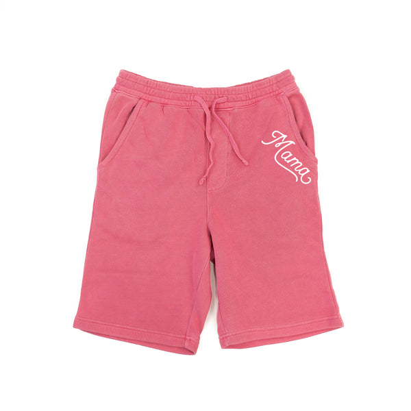LMSS SWORTS - (JOGGER SHORTS) - MELON