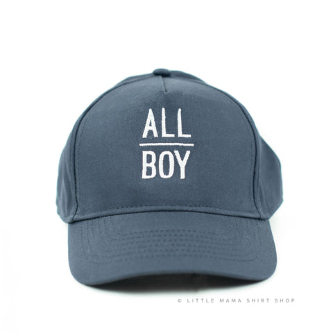 ALL BOY - Kid's Baseball Cap