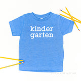 Kindergarten - Child Shirt