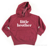 Little Brother - Child Hoodie