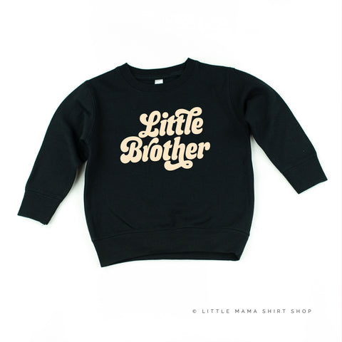 Little Brother (Retro) - Child Sweater