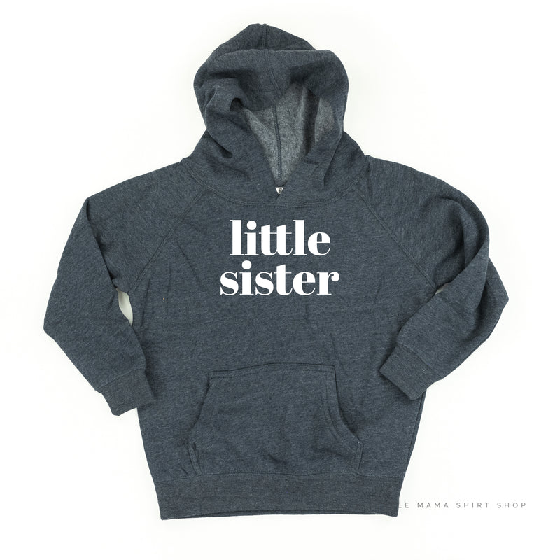 Little Sister - Child Hoodie