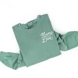 SPRUCE GREEN - Vintage Heavyweight Sweatshirt