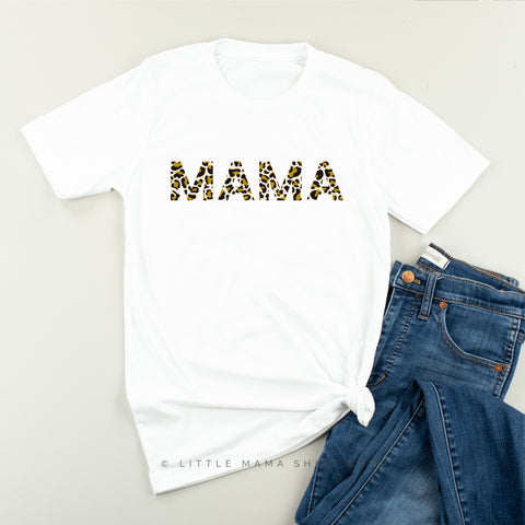 Mama - Limited Edition Leopard Design