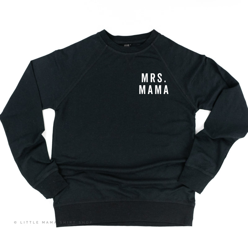 Mrs. Mama  - Lightweight Pullover Sweater