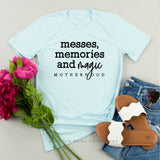 Messes, Memories & Magic - Motherhood