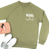 Mama of Angels (Plural) - Lightweight Pullover Sweater