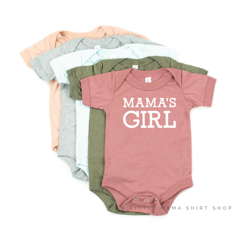 Mama's Girl - Child Shirt