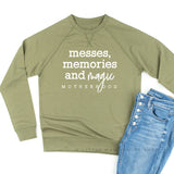 Messes, Memories & Magic - Motherhood - Lightweight Pullover Sweater