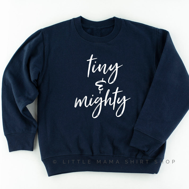 Tiny & Mighty - Child Sweater