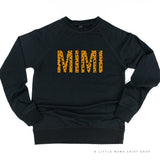 Happiness is Being a Mimi - Lightweight Pullover Sweater