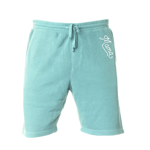 LMSS SWORTS - (JOGGER SHORTS) - MINTY FRESH