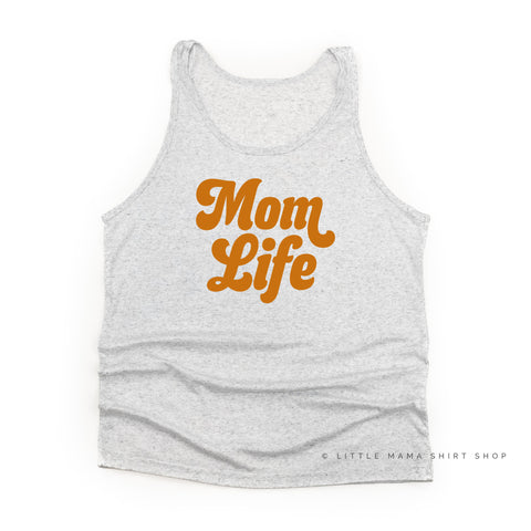 #MomLife - Limited Edition Colorful Design! - Tank Top