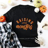 Raising Little Monsters (Plural) - Unisex Tee