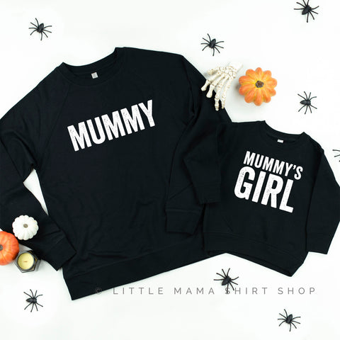 Mummy - Mummy's Girl - Set of 2 Lightweight Sweaters