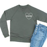 Nurse ♥ - Lightweight Pullover Sweater