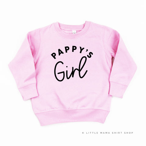 Pappy's Girl - Child Sweater