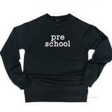Pre School - Lightweight Pullover Sweater