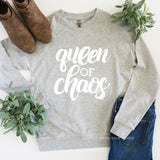 Queen of Chaos - Lightweight Pullover Sweater