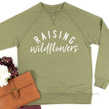 Raising Wildflowers - Lightweight Pullover Sweater