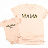 Mama & Mama's Girl - Set of 2 - Limited Edition Leopard Design! - Blush