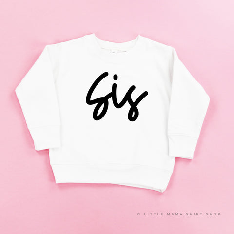 Sis - Child Sweater