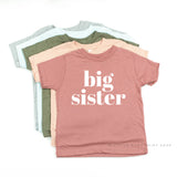 Big Sister - Child Shirt