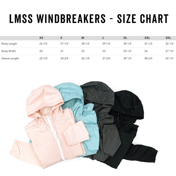 LMSS WINDBREAKER JACKET