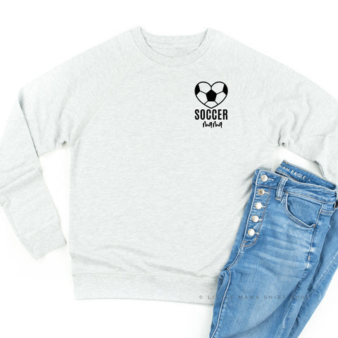 Soccer Mama - Lightweight Pullover Sweater
