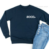Soon - Lightweight Pullover Sweater