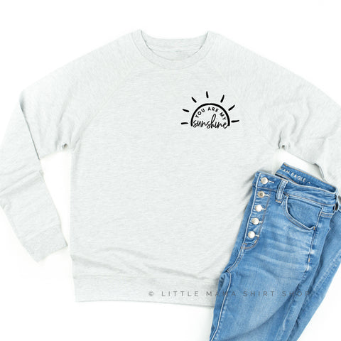 You are My Sunshine - Lightweight Pullover Sweater