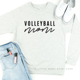 Volleyball Mom - Lightweight Pullover Sweater
