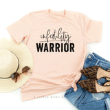 Infertility Warrior - Unisex Tee
