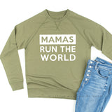Mamas Run the World - Lightweight Pullover Sweater
