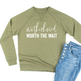 Motherhood - Worth the Wait - Lightweight Pullover Sweater