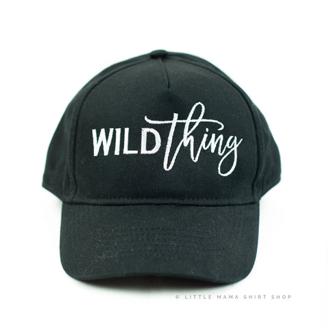 Wild Thing - Kid's Baseball Cap