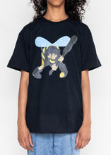 Load image into Gallery viewer, Angry Bee Tee (Black)