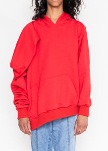 Double Head Hoody (Red)