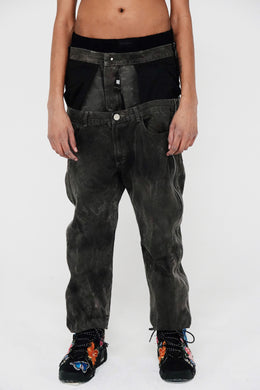 Double Edge Denim (Blackwash)