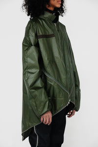 BackPack Parka (Olive)