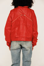 Load image into Gallery viewer, BackPack Parka (Red)