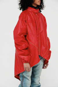 BackPack Parka (Red)