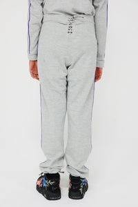 Sailor Sweat Trousers (Grey)