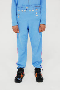 Sailor Sweat Trousers (Blue)