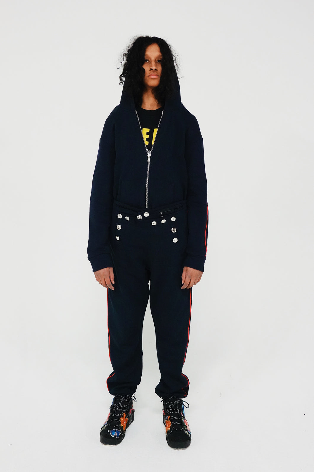 Sailor Hoody (Navy)